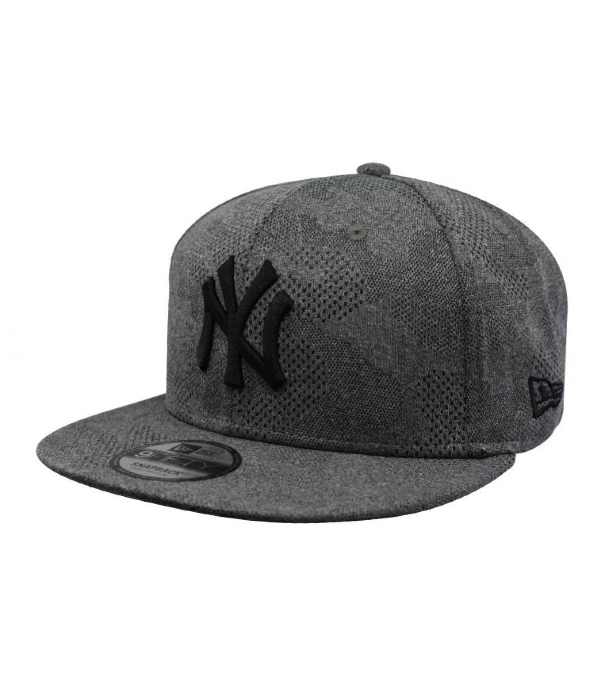 Detalles Engineered Plus NY 950 gray black imagen 2
