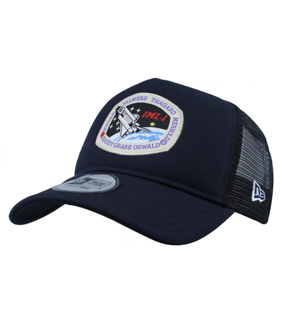 Detalles Trucker ISA navy imagen 2