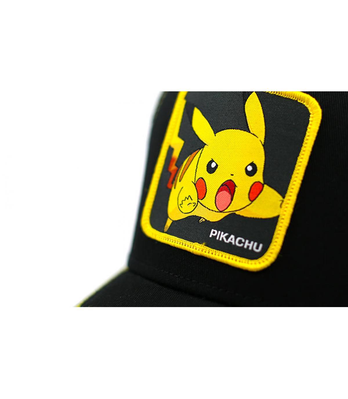 Detalles Trucker Pokelon Pikachu imagen 3