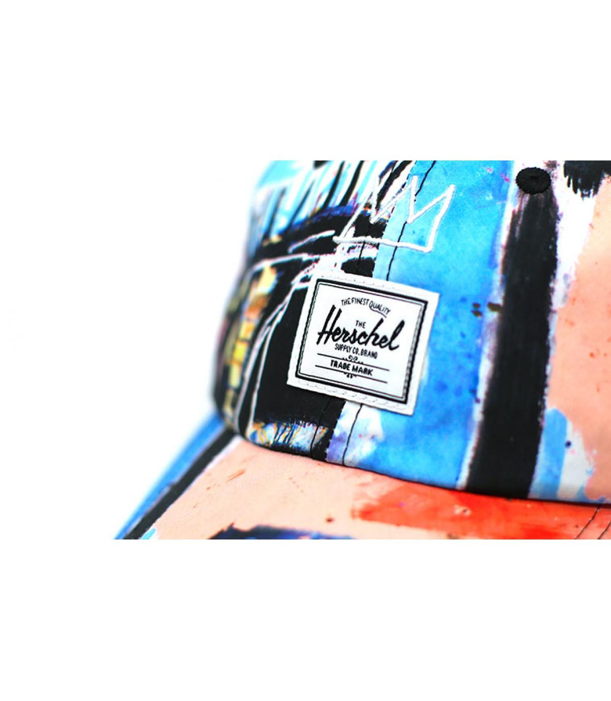 Detalles Curve Basquiat Mosby Voyage imagen 3