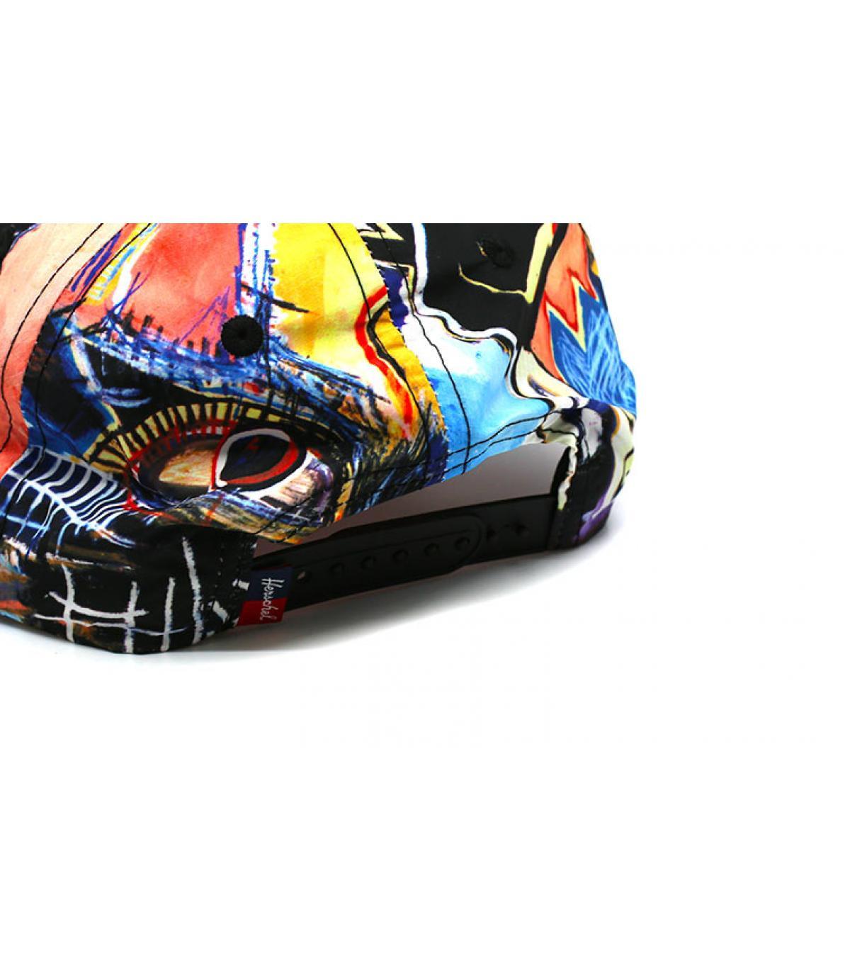 Detalles Curve Basquiat Mosby Voyage imagen 5