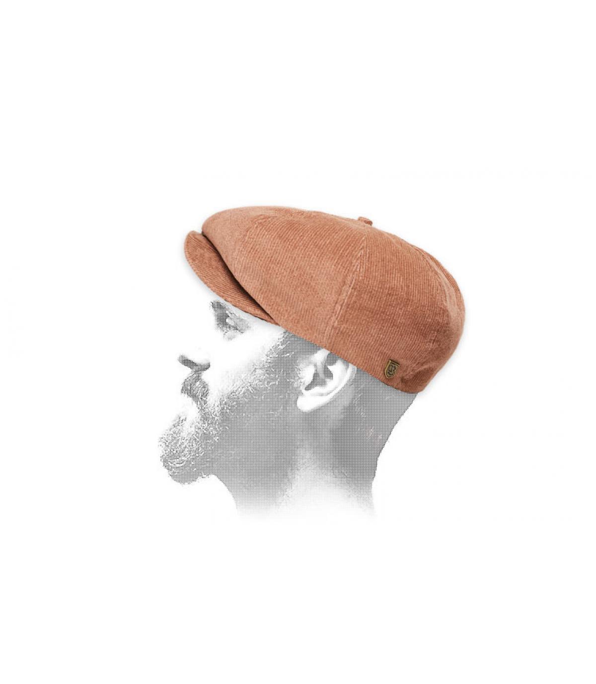 gorra repartidor pana