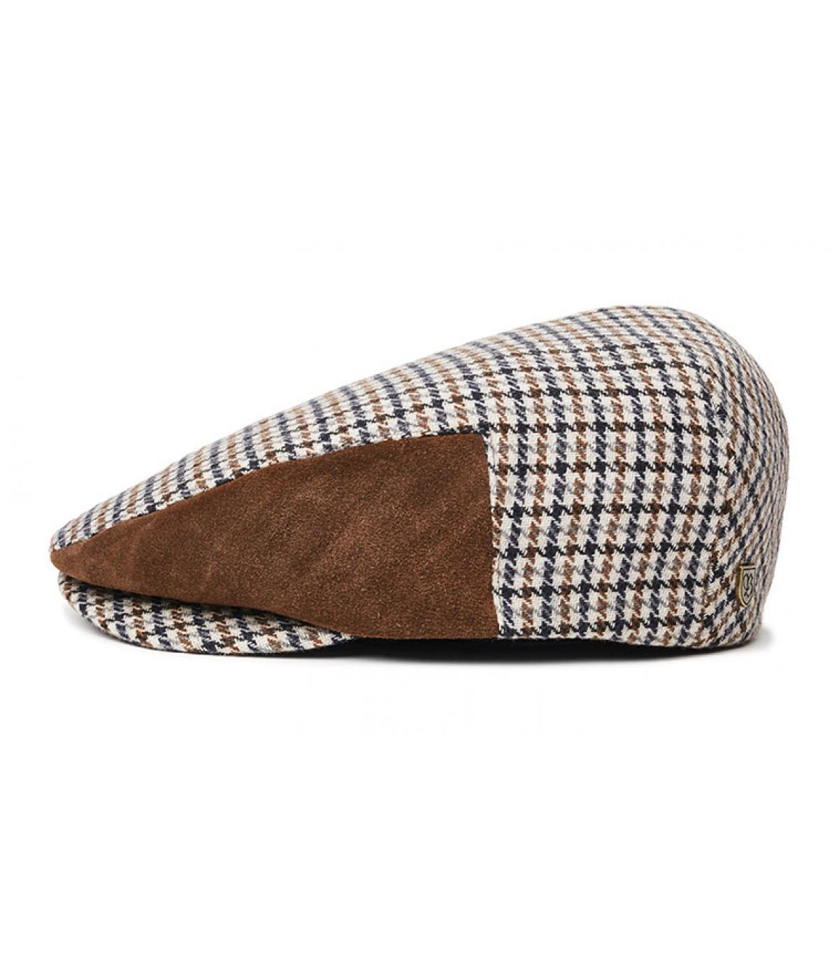 gorra pata de gallo
