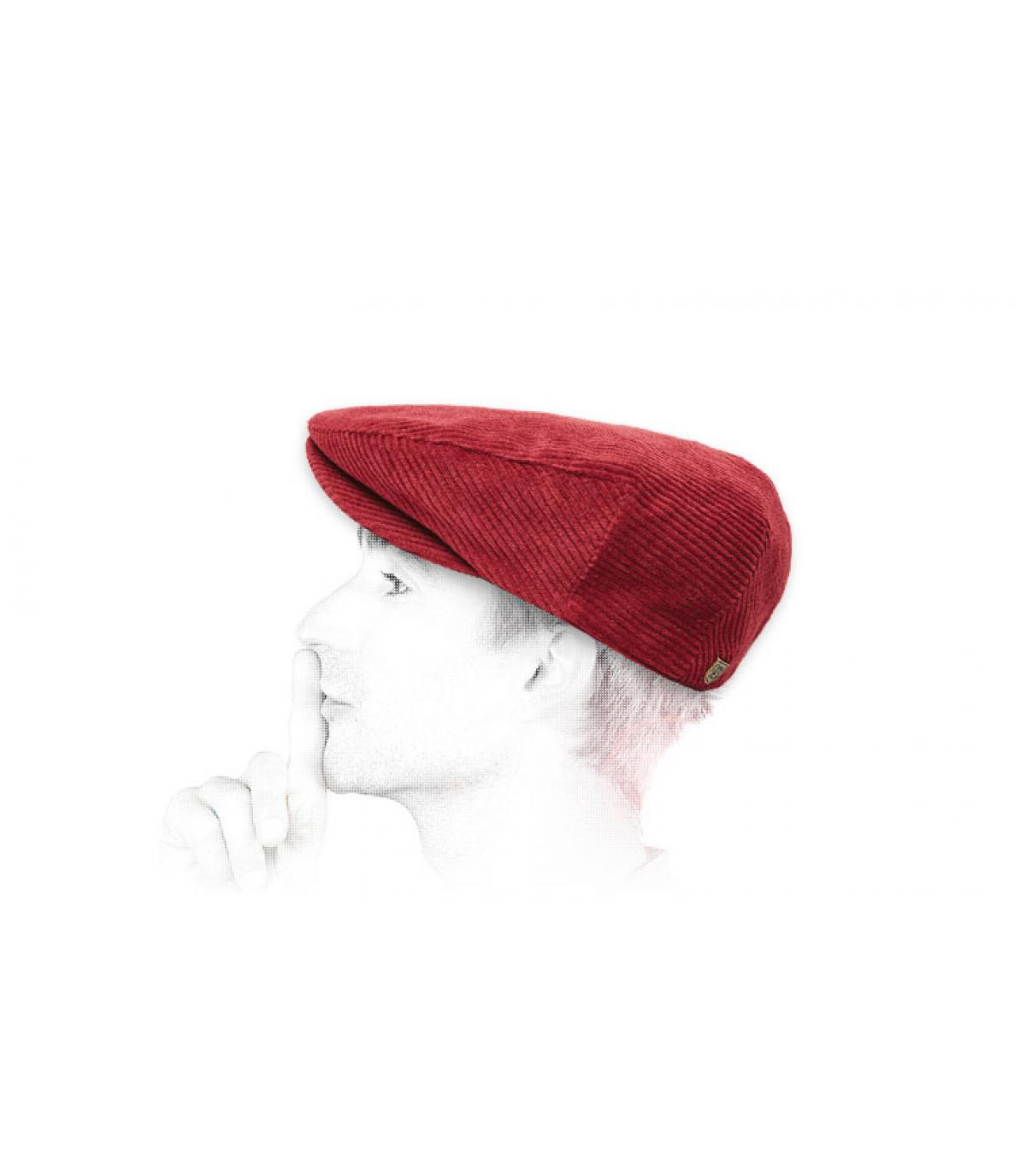 gorra pana granate