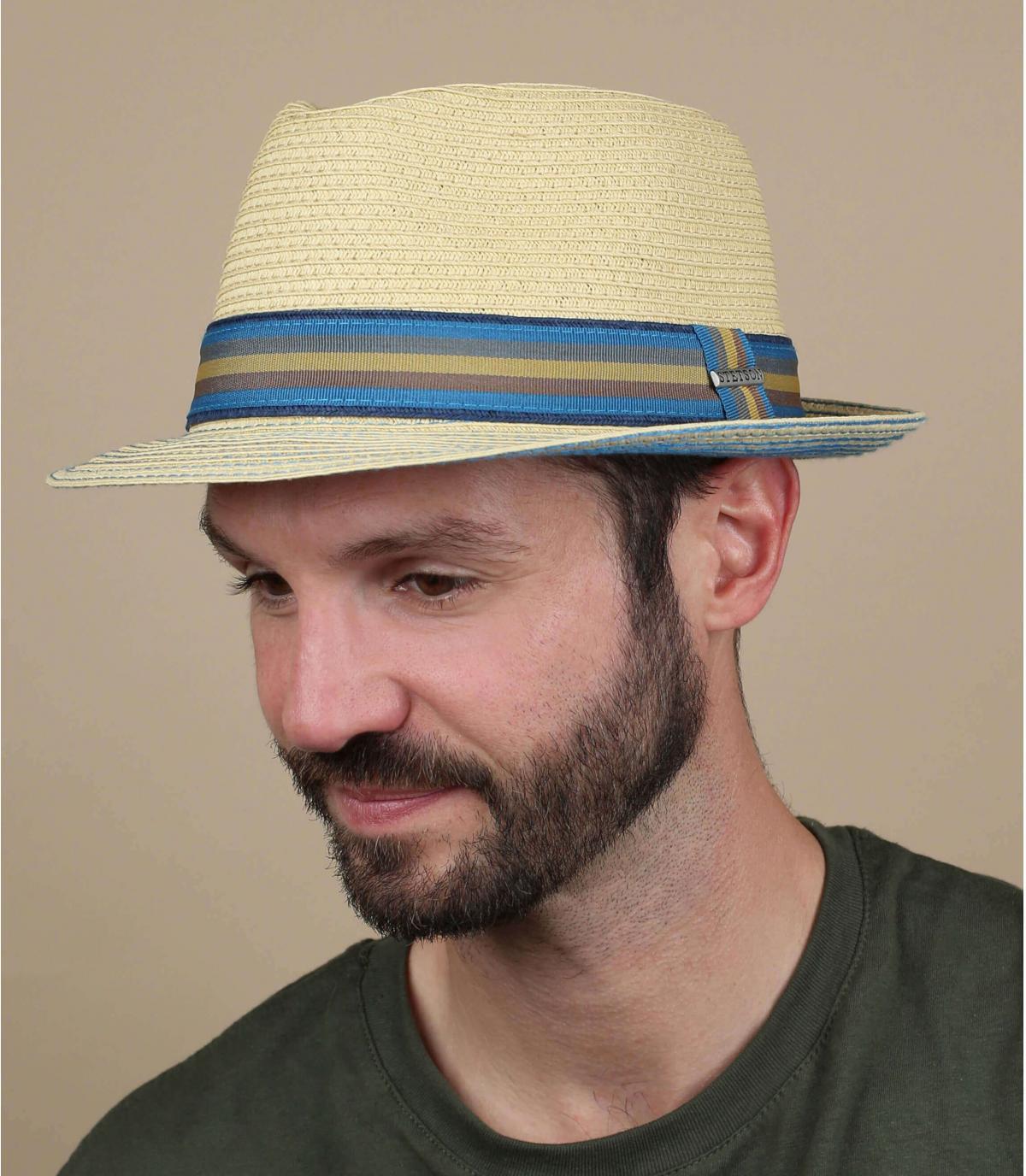 Sombrero petit bord Stetson