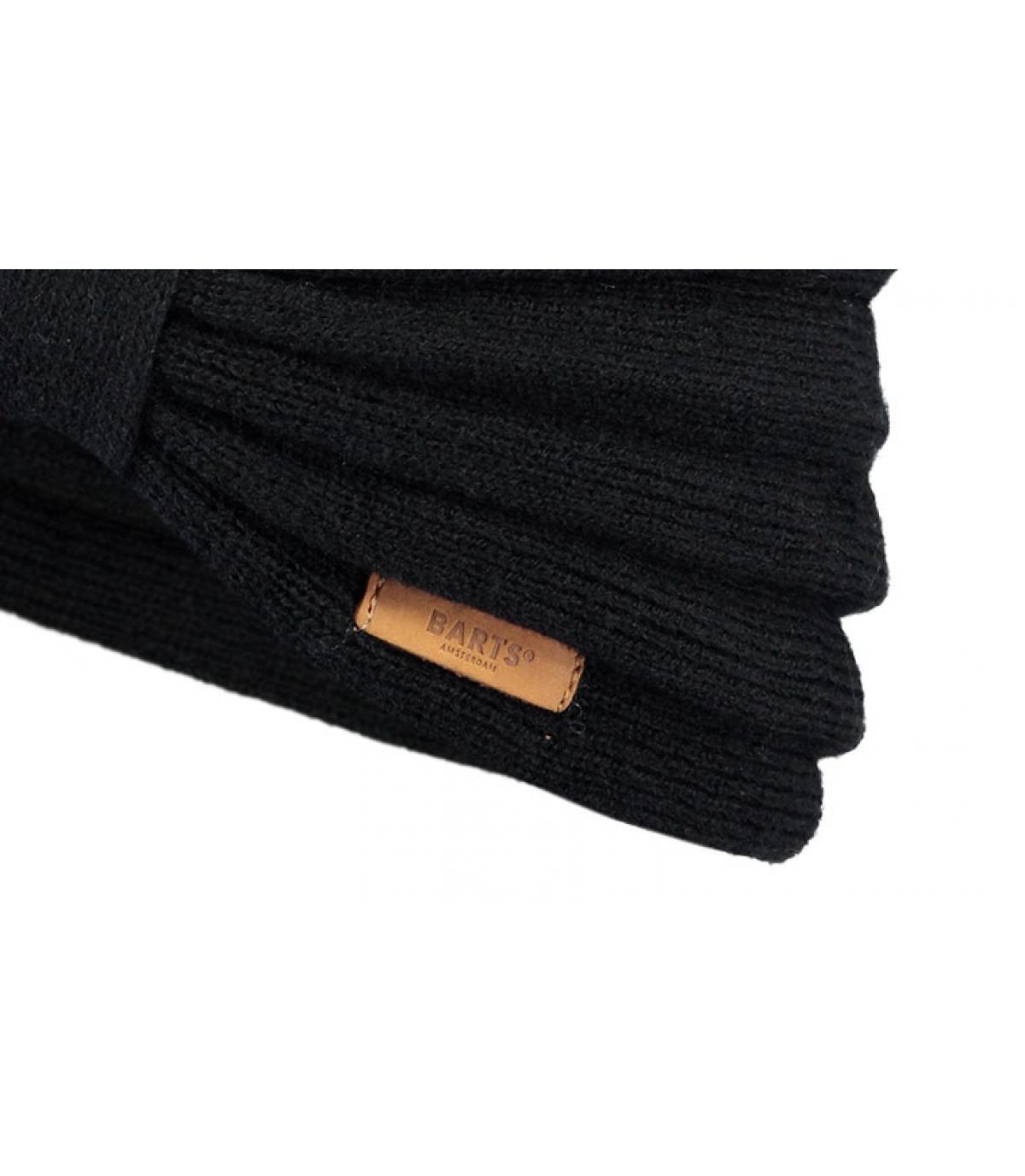 Detalles Zitoun Headband black imagen 3