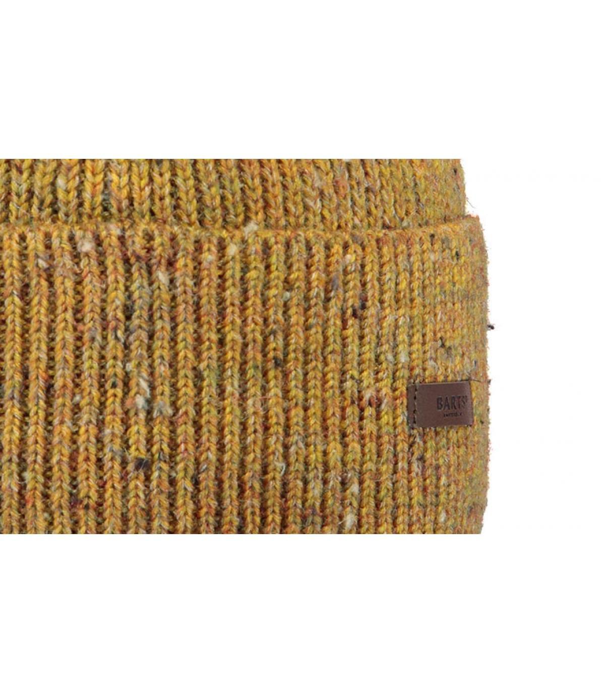 Detalles Callac Beanie yellow imagen 3