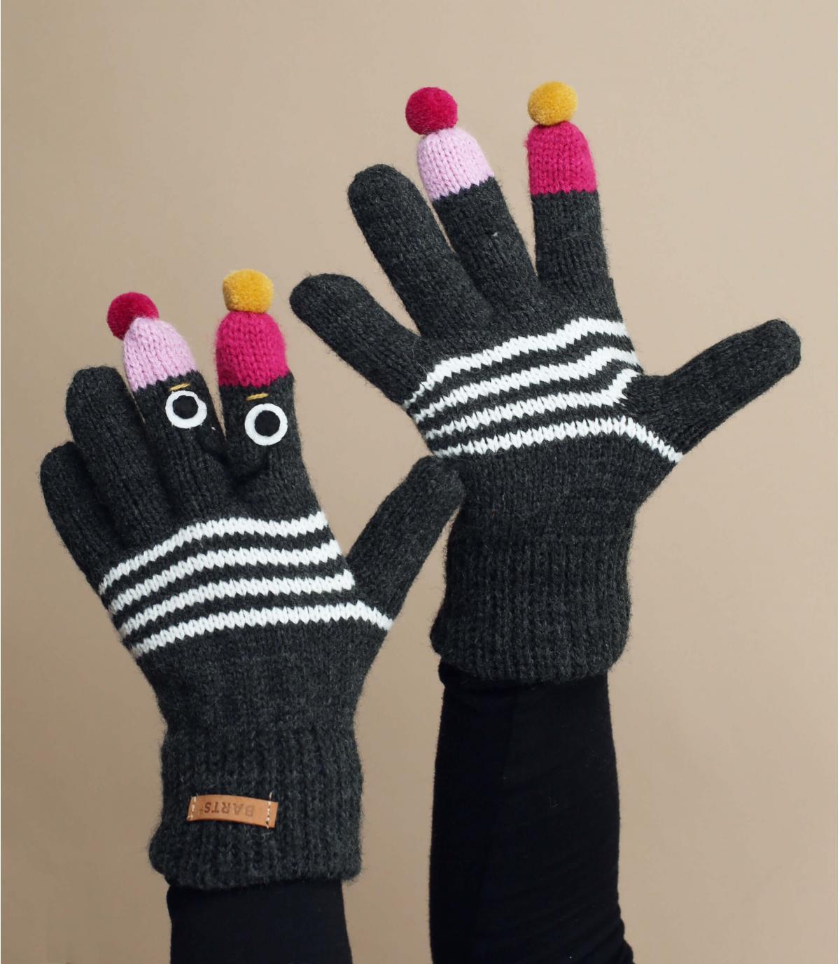 guantes niño marionetas