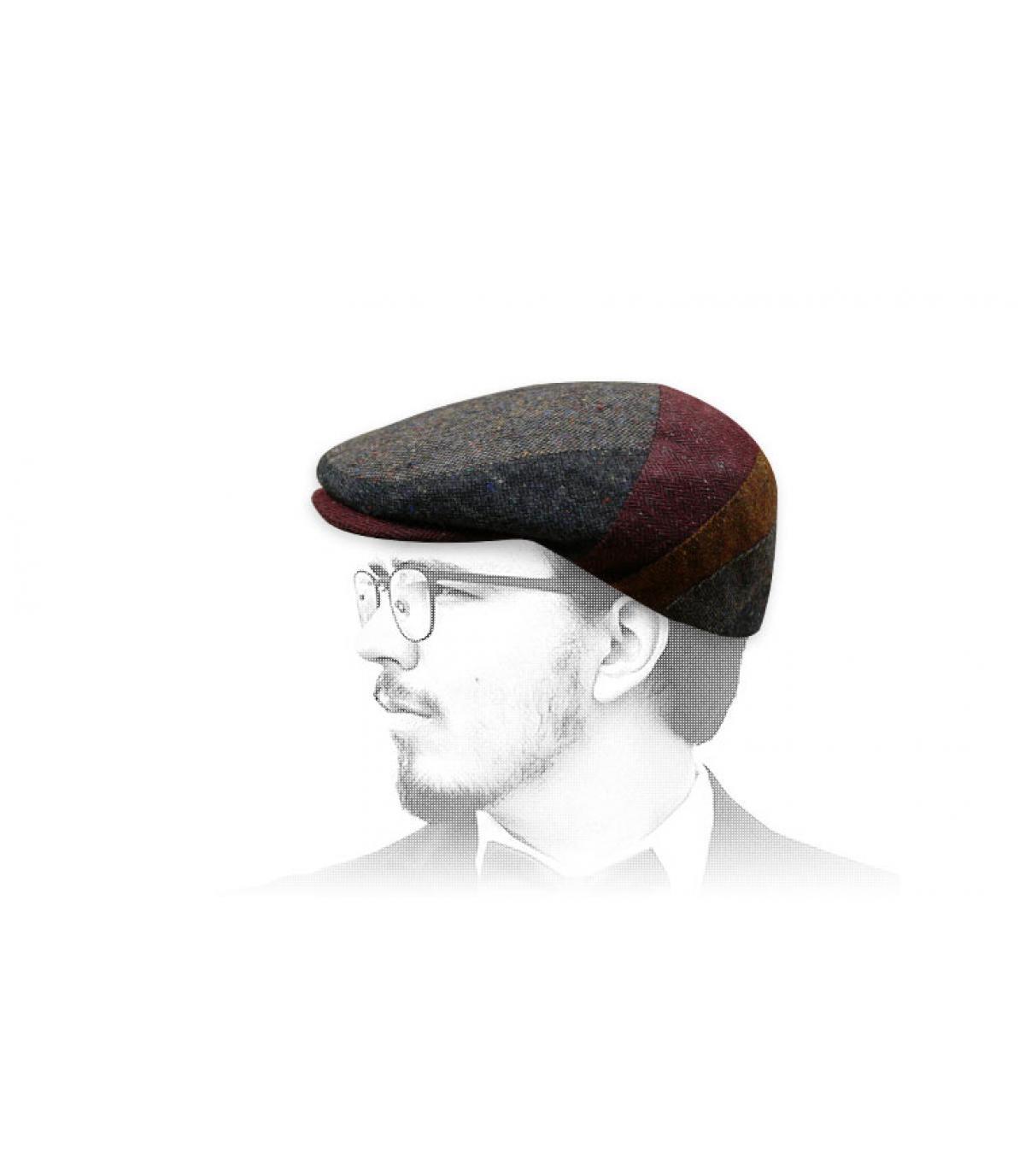 gorra lana colores Fléchet