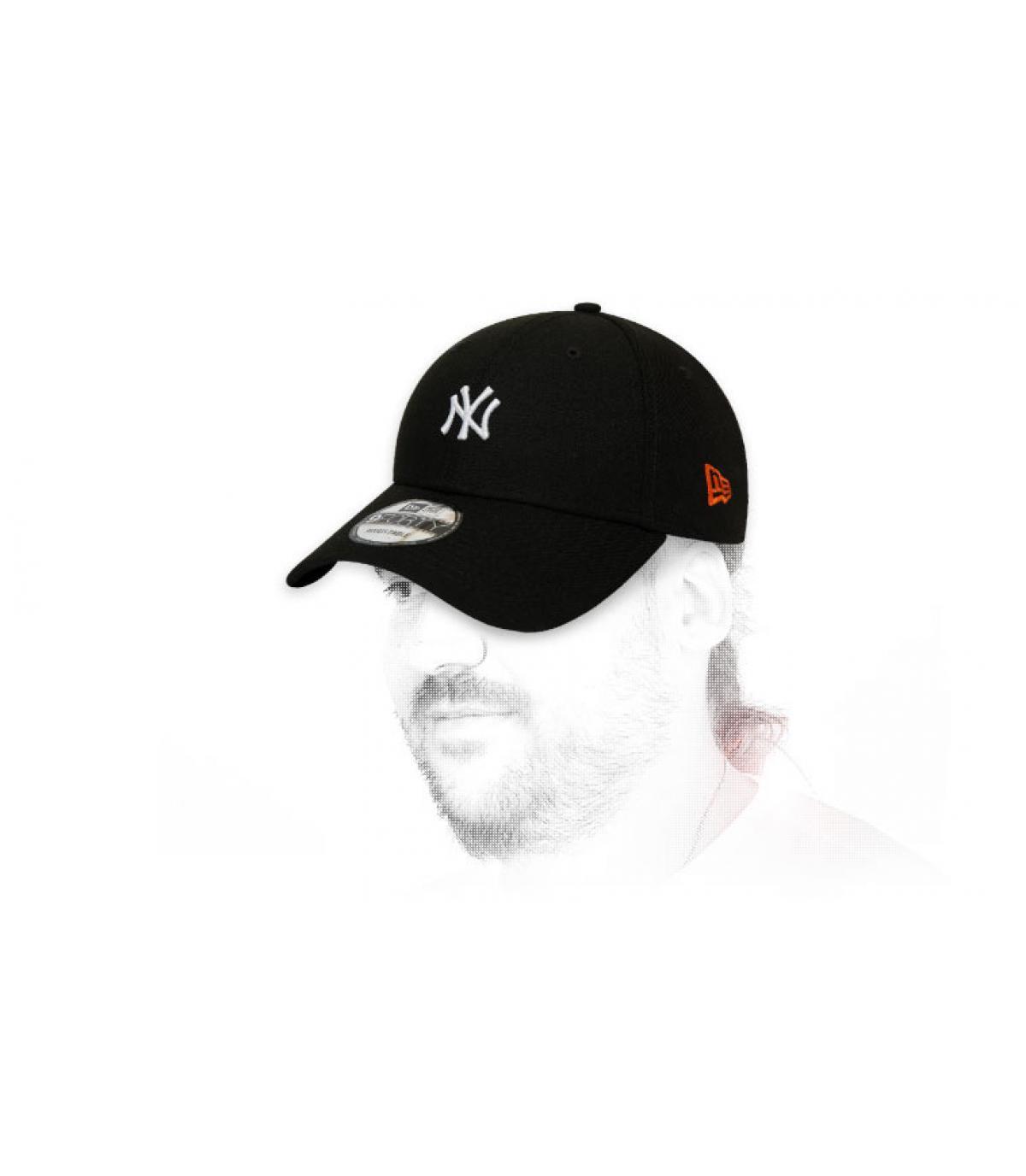 gorra NY negro Japón