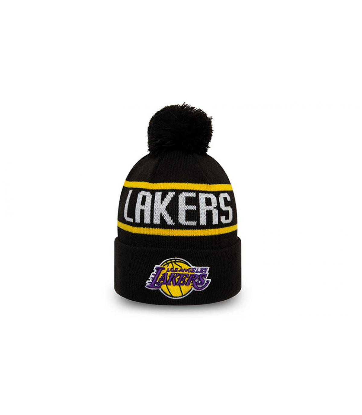Detalles Bobble Knit Lakers imagen 2