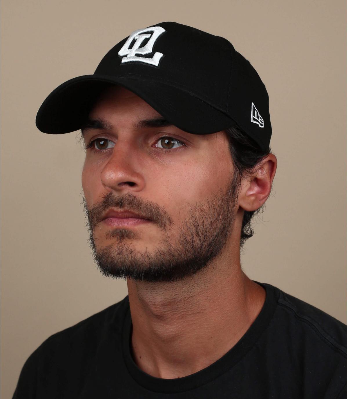 gorra OL negro