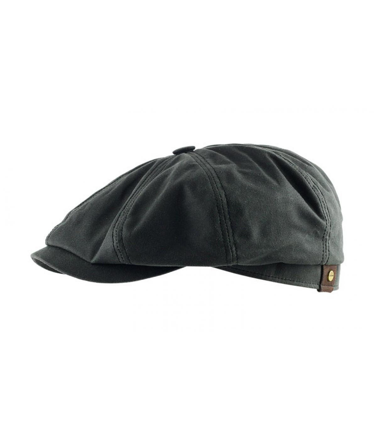 Gorra Hatteras negro