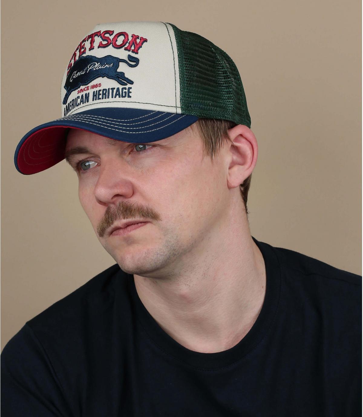 trucker Stetson toro