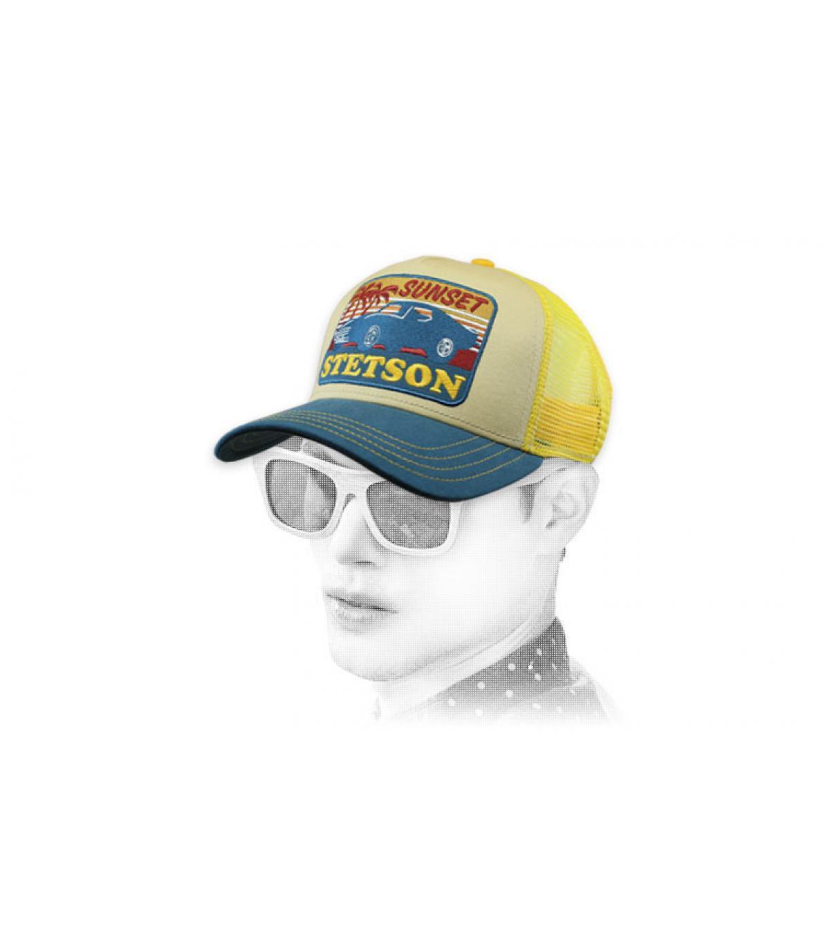 trucker Stetson amarillo
