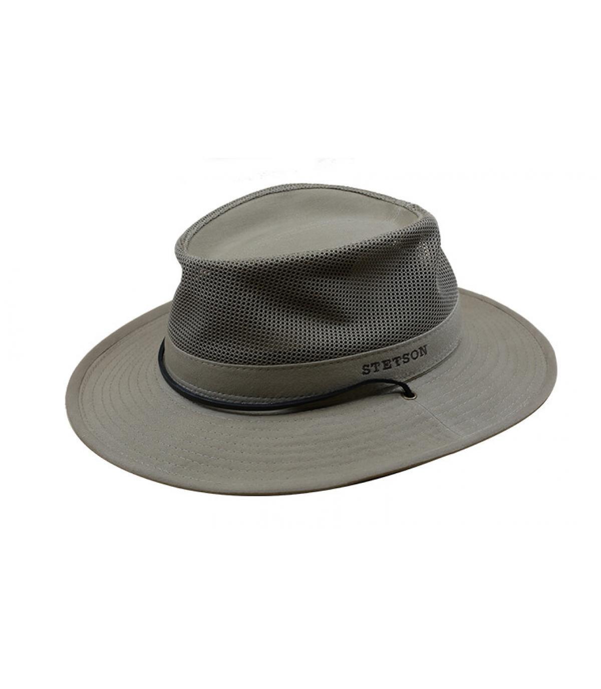 sombrero ventilado Stetson