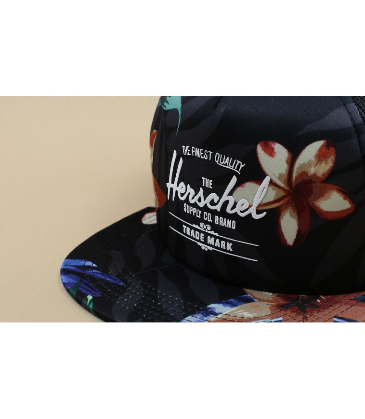 Detalles Whaler Mesh Summer Floral black imagen 3