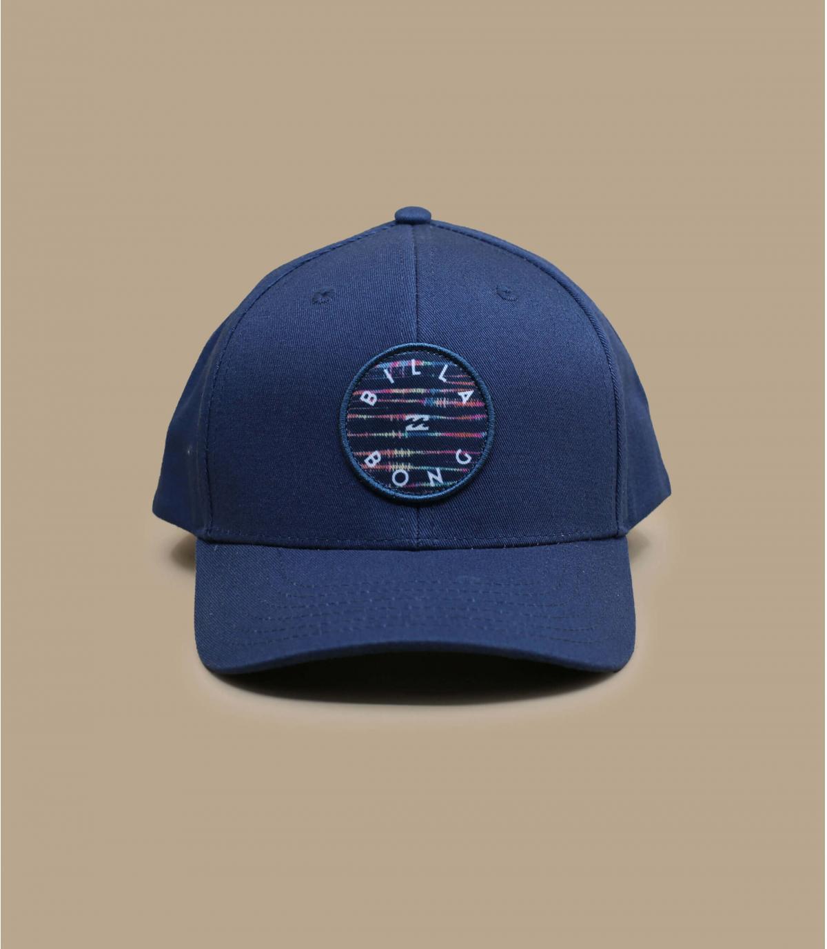 gorra Billabong infantil azul