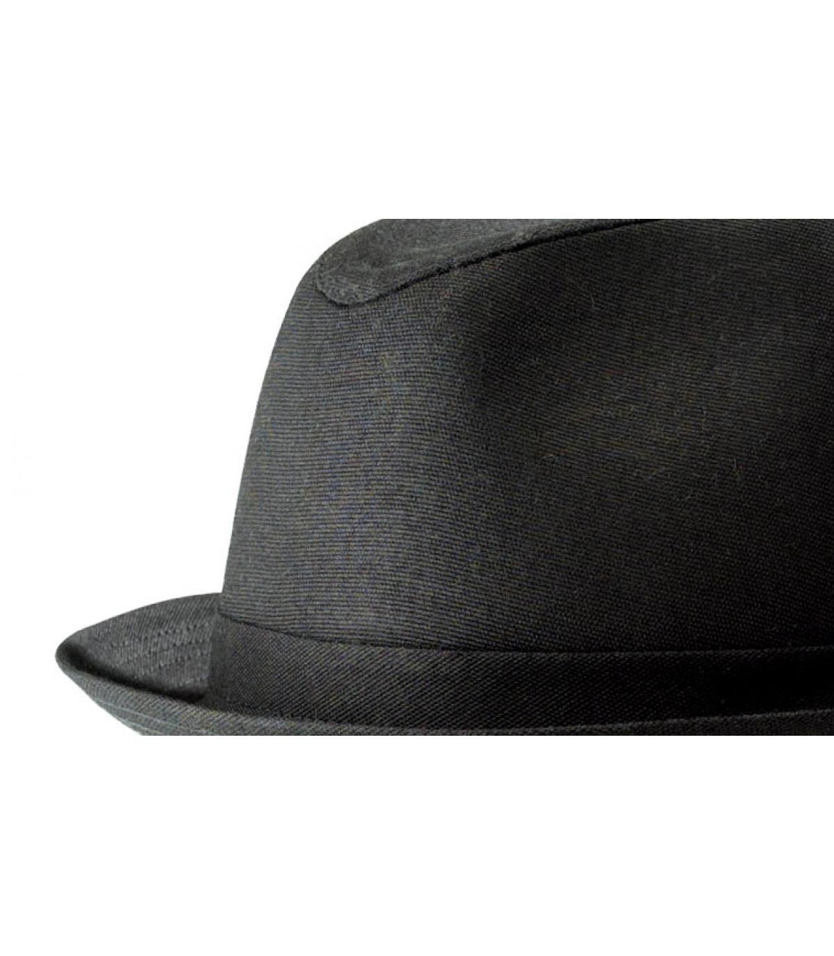 abaa065db0e73 Sombrero hombre Stetson - Kane black Stetson imagen 1 ...