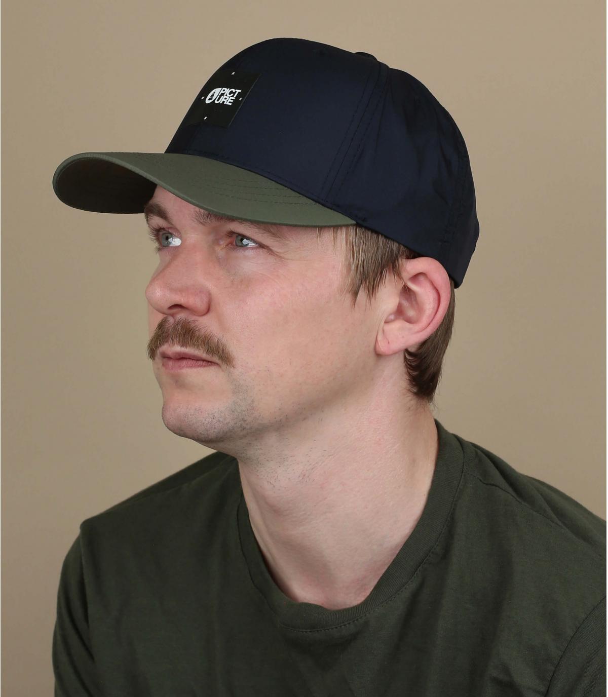 gorra Picture azul oscuro