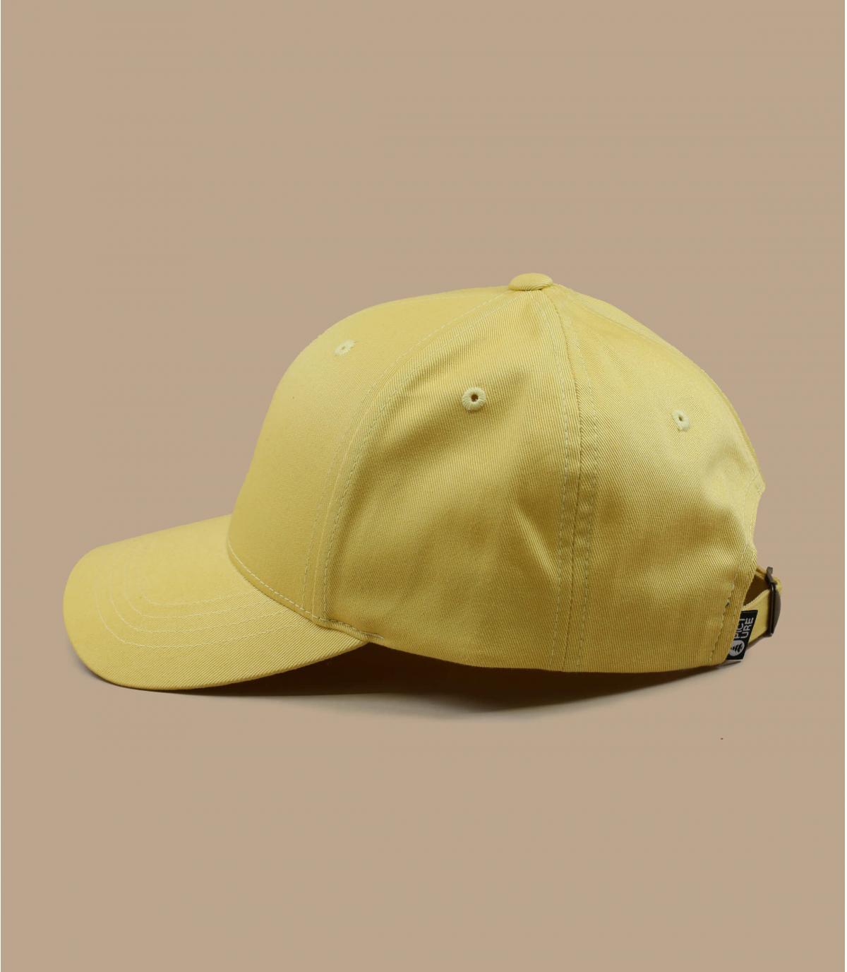 gorra Picture amarillo