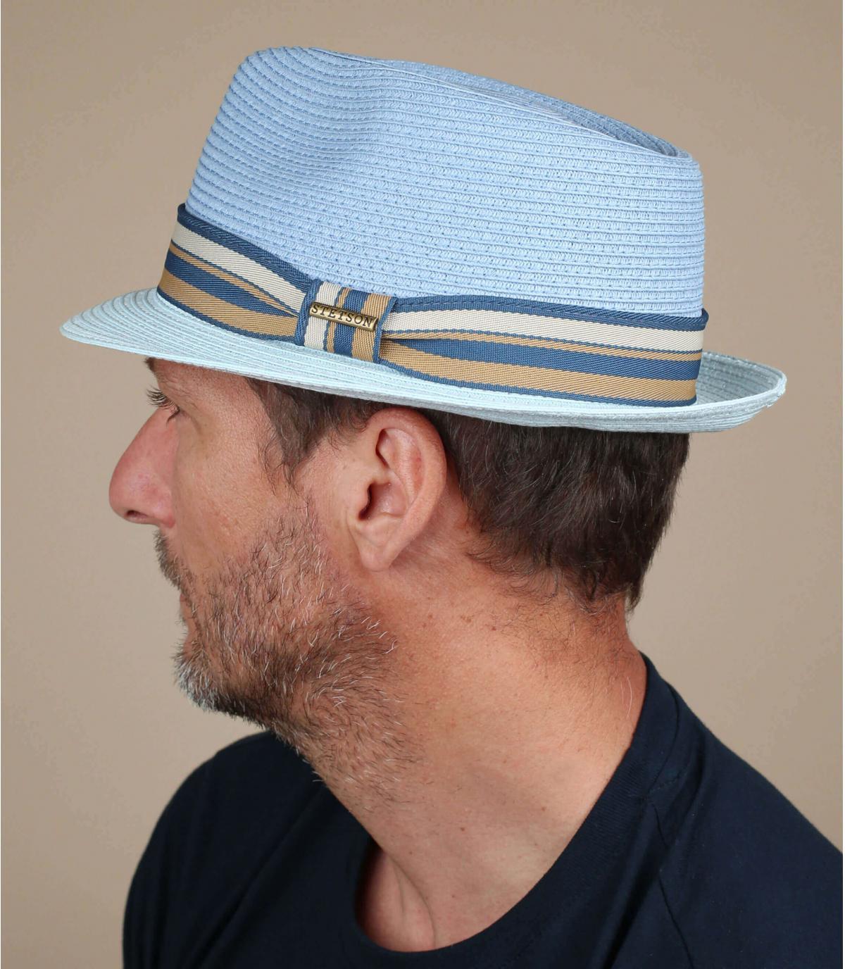 tribly azul Stetson
