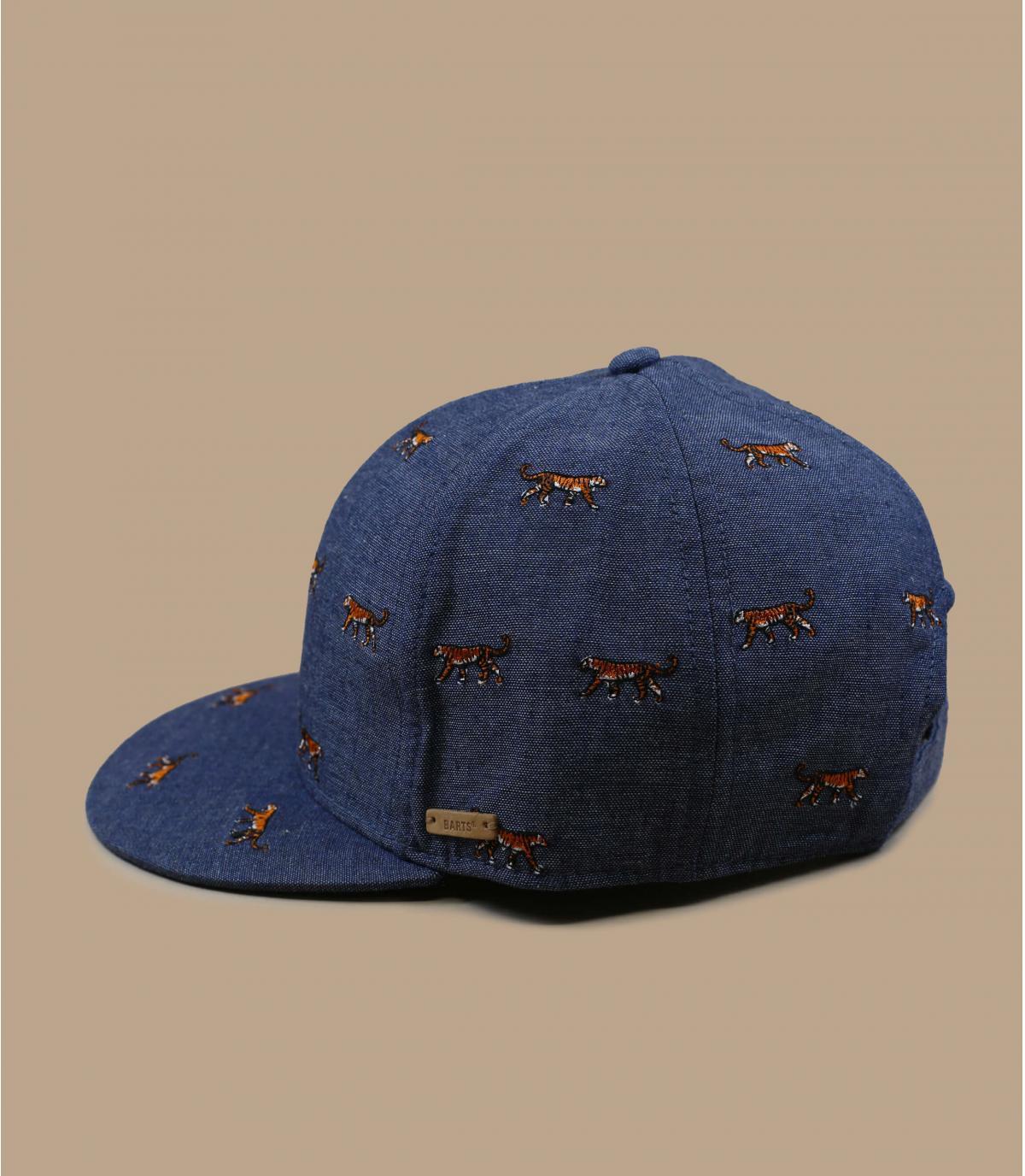 gorra tigres infantil