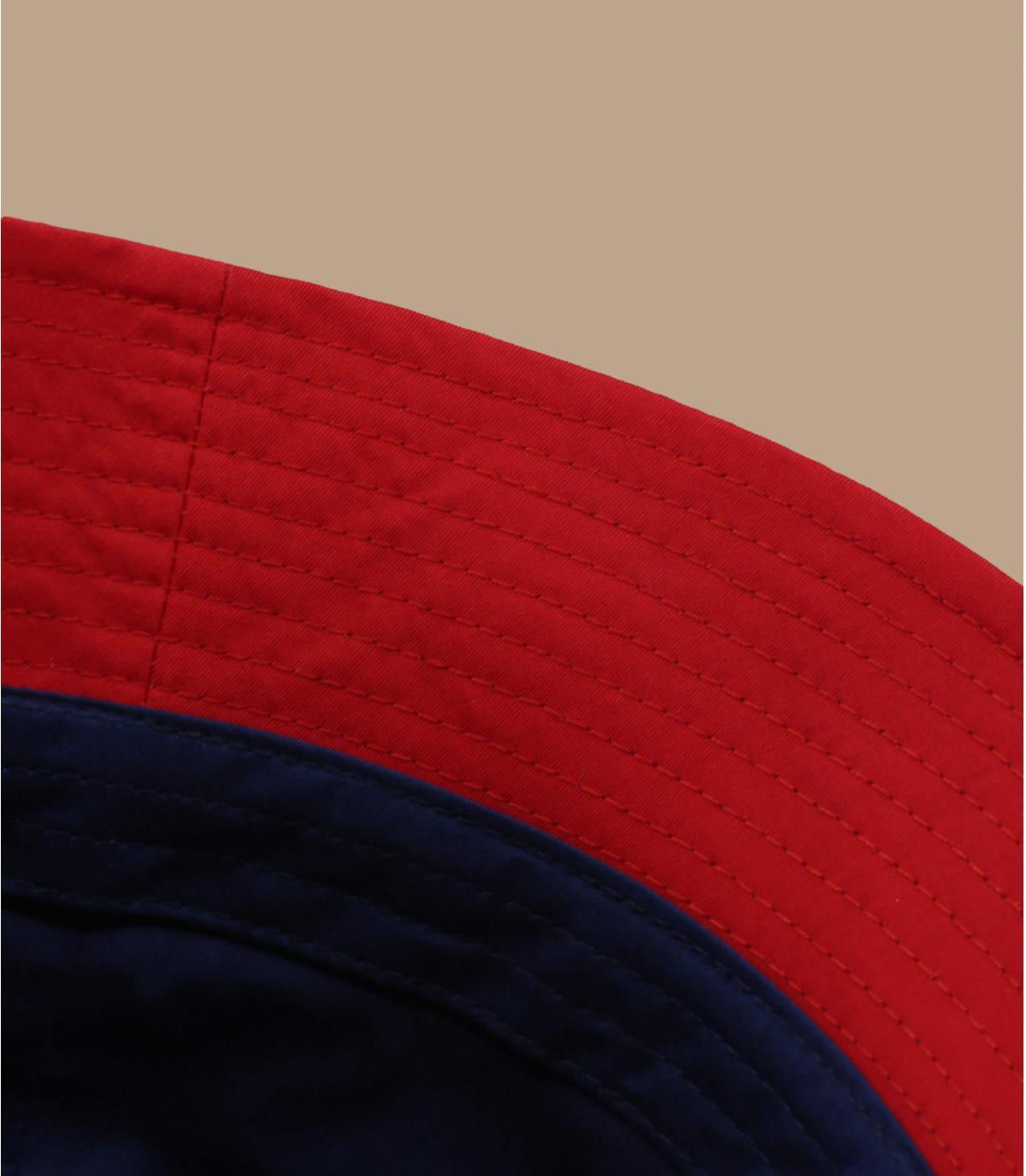Detalles Cotton Bucket navy imagen 3
