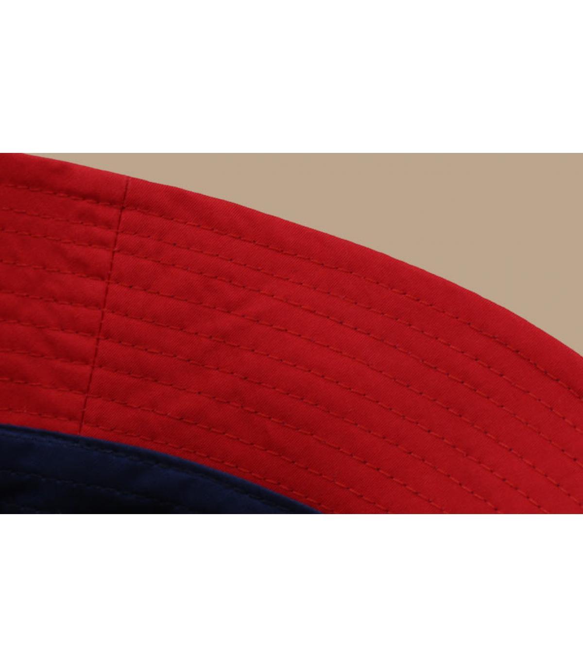 Detalles Cotton Bucket navy imagen 4