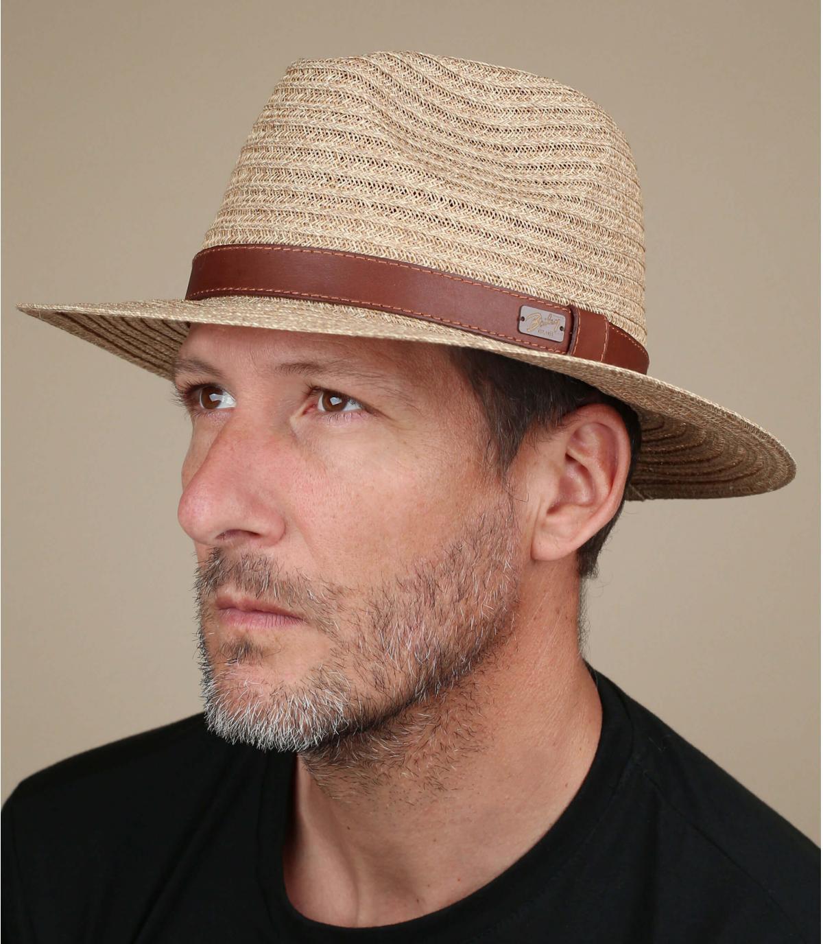 sombrero paja Bailey