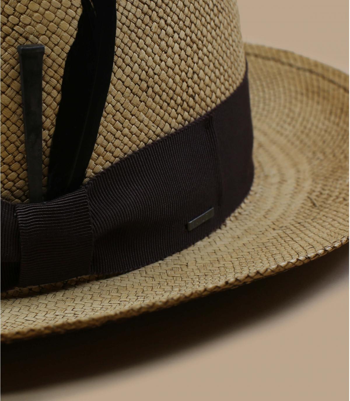 sombrero paja vintage Bailey