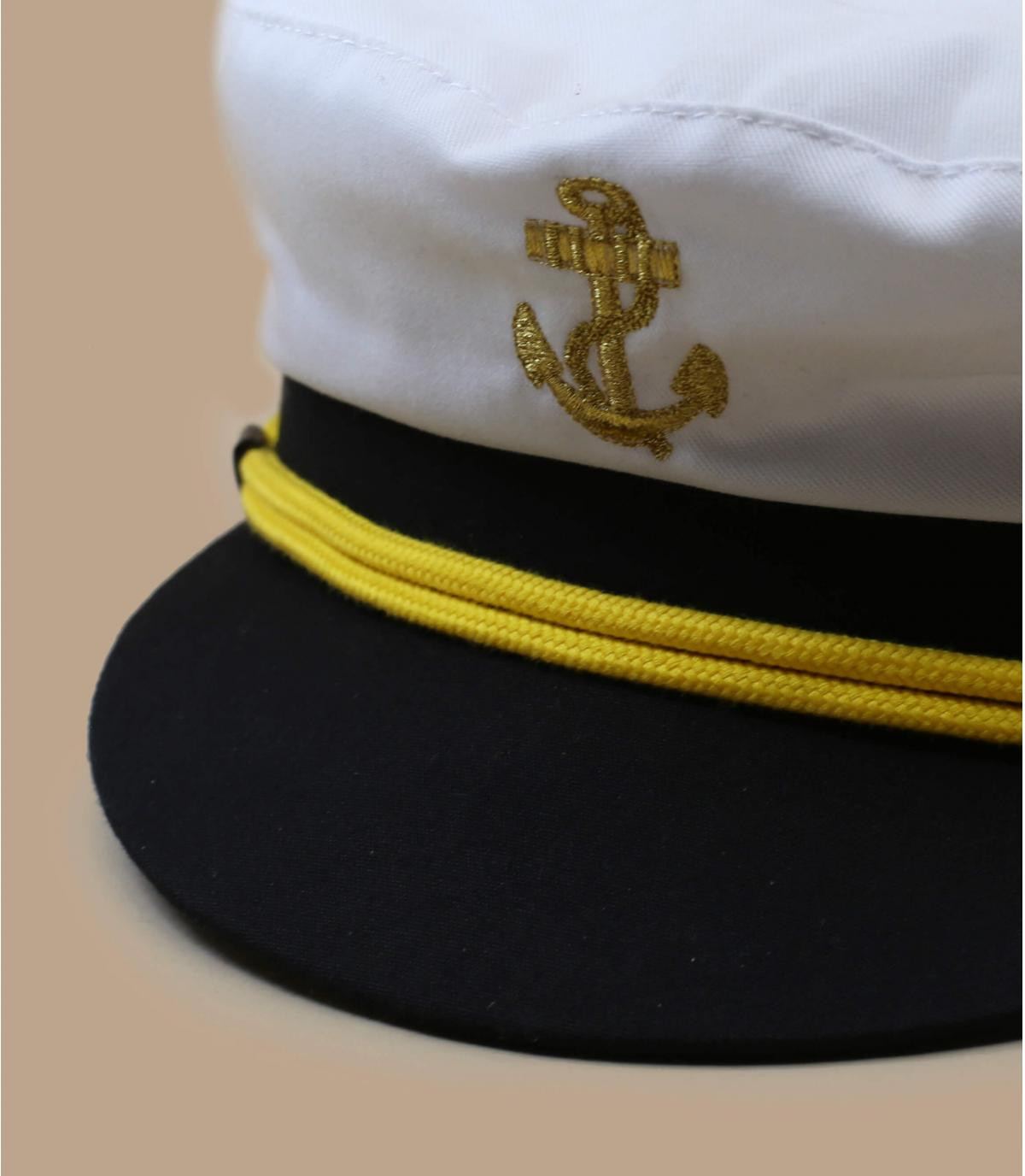 Detalles Captain cap imagen 2