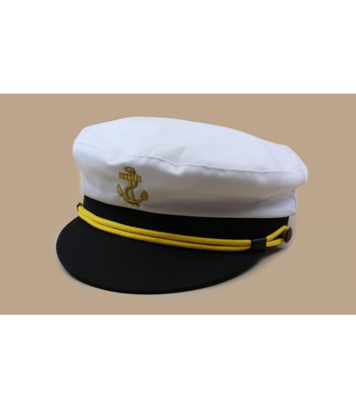 Detalles Captain cap imagen 3