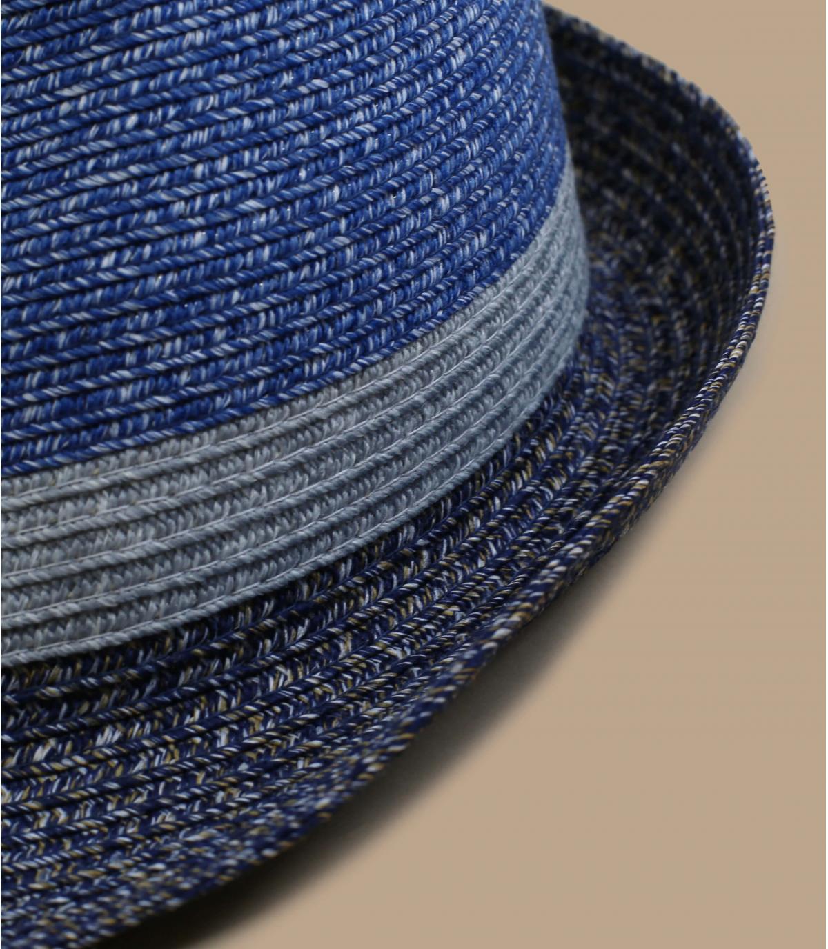 Detalles Trilby  stripe design jeans blue swallow blue imagen 2