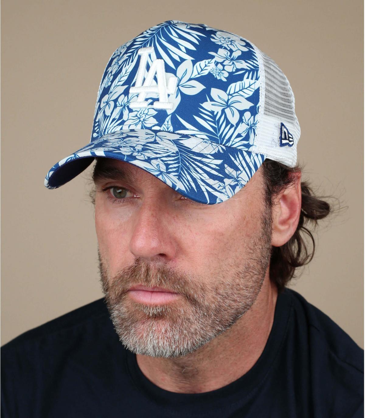 trucker LA jungla azul