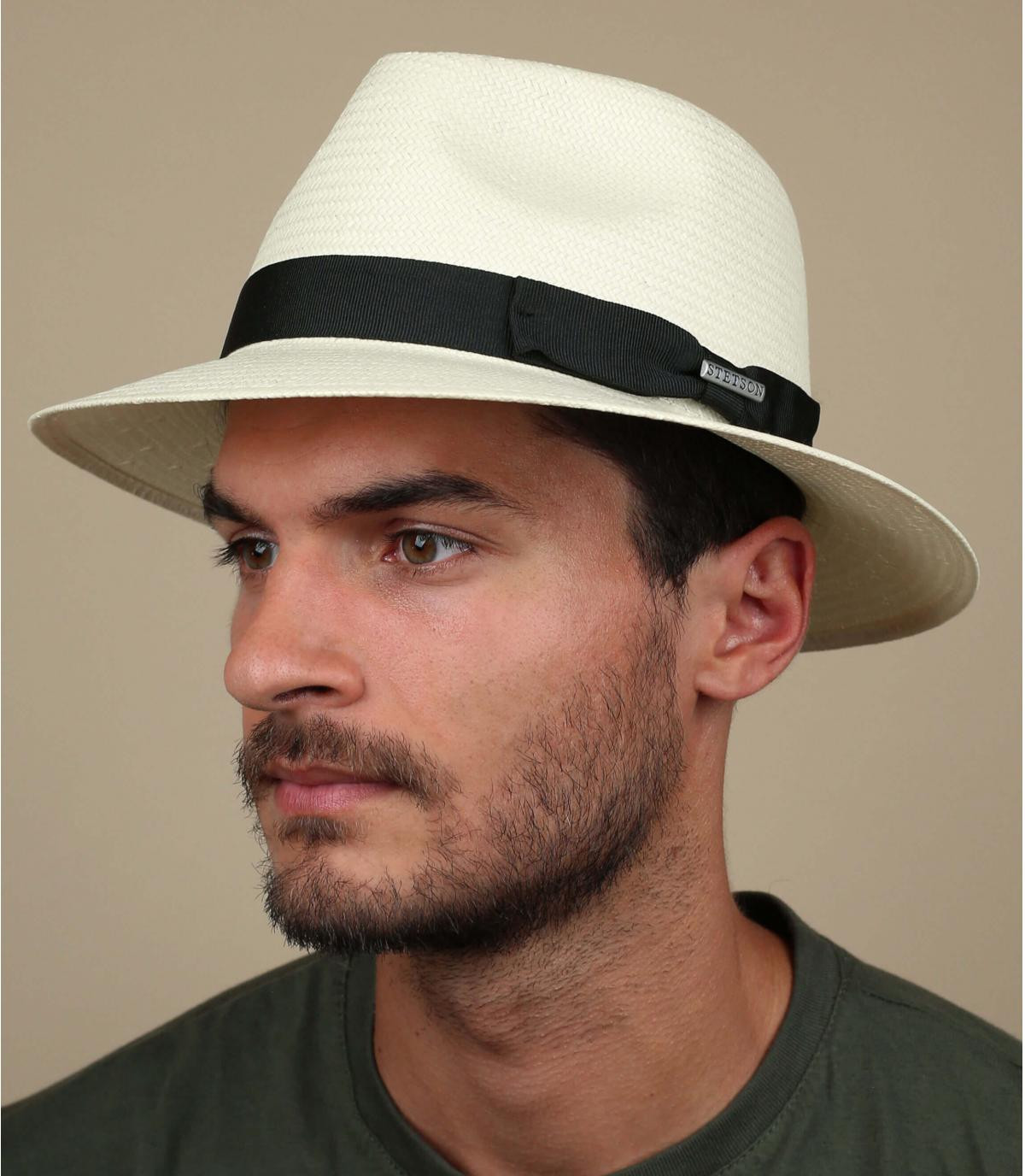 Sombrero panama Stetson