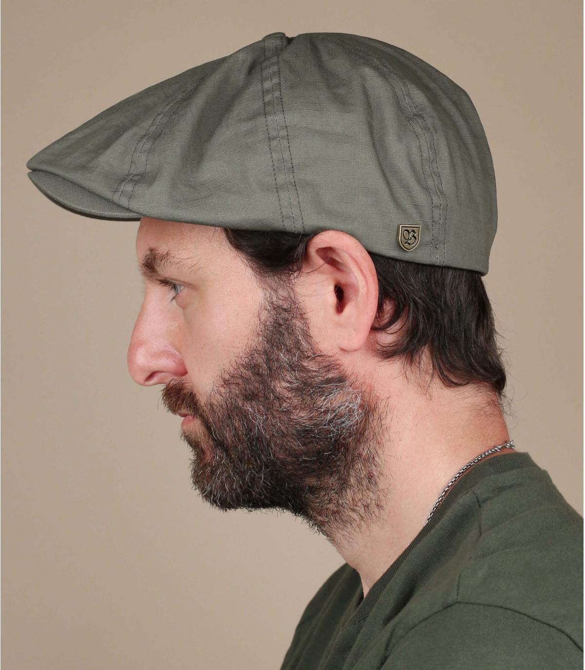 gorra repartidor verde Brixton