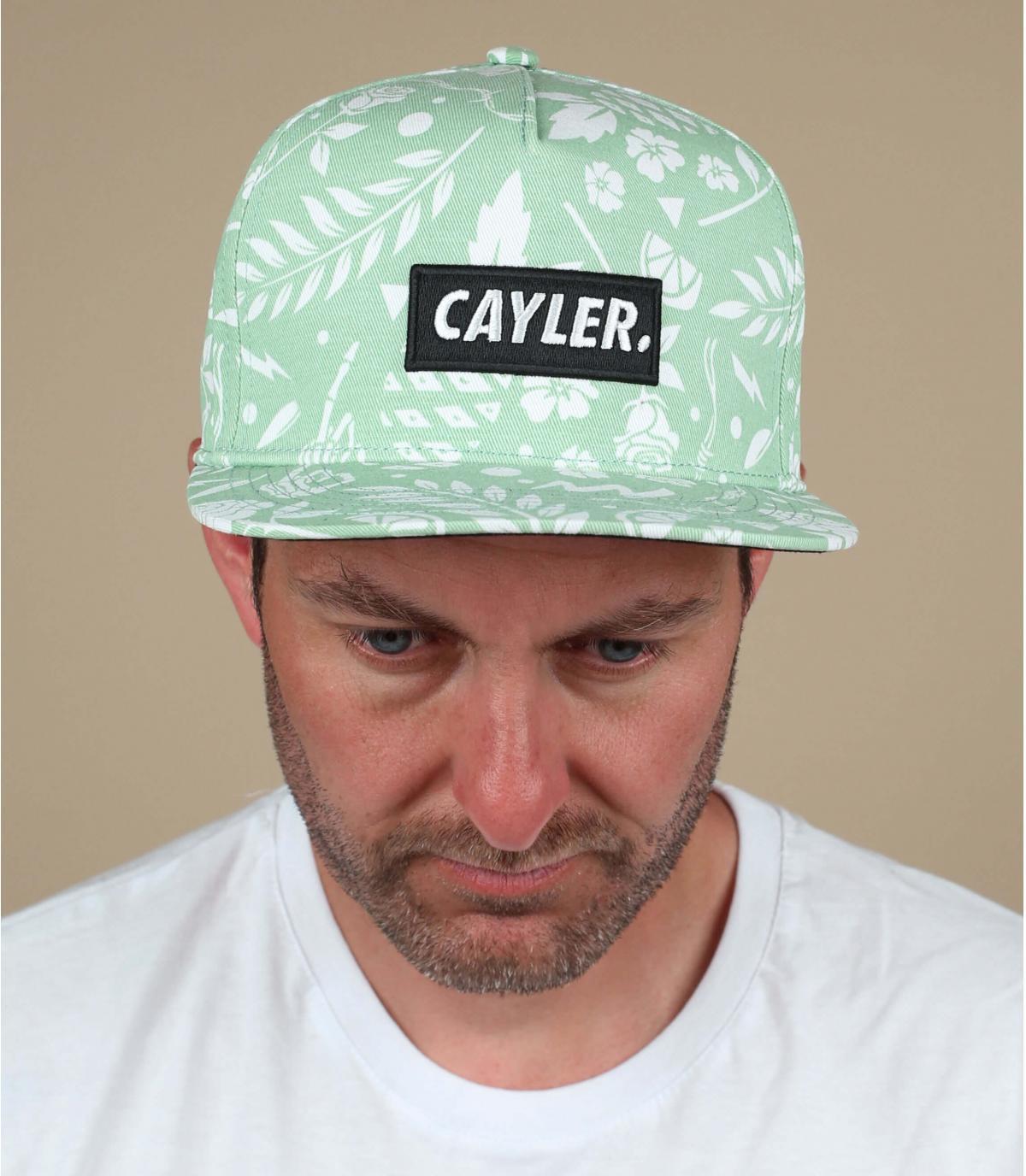 gorra estamapdo Cayler