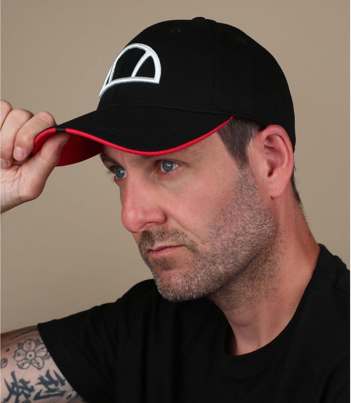 gorra Ellesse negro