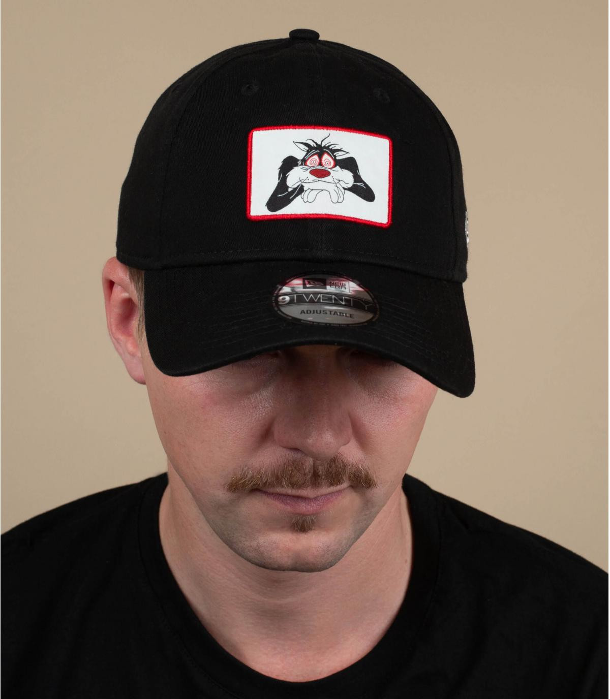 gorra Silvestre negro