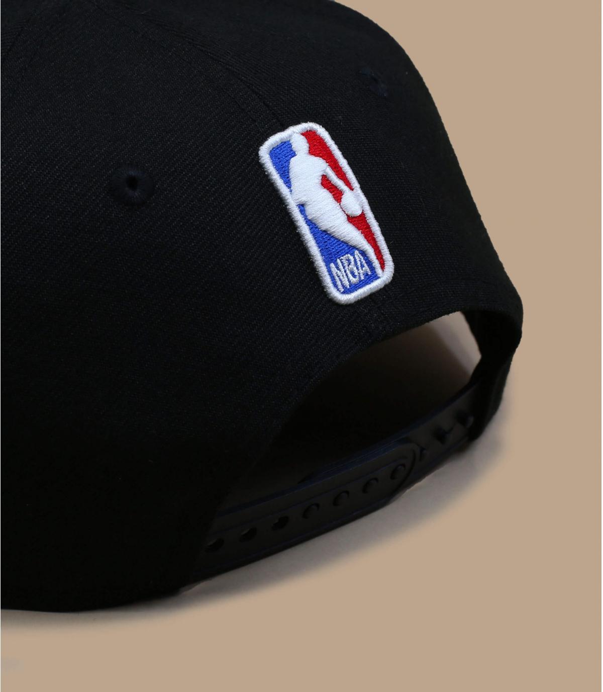 Detalles Snapback NBA Draft Nets 950 imagen 4