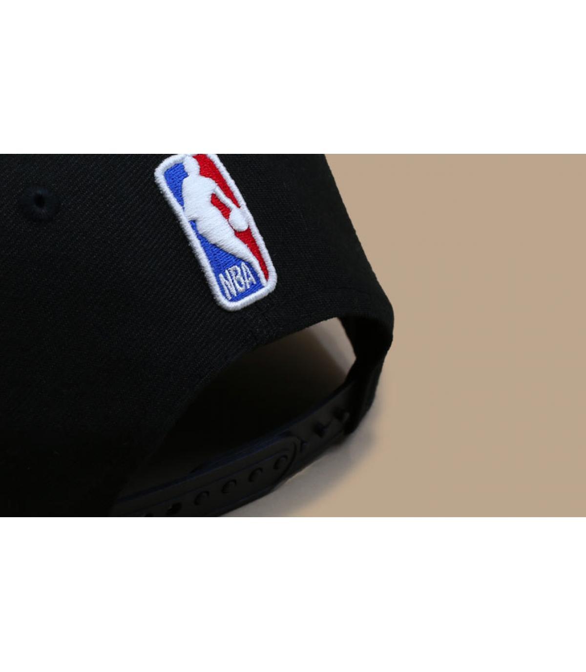 Detalles Snapback NBA Draft Nets 950 imagen 5