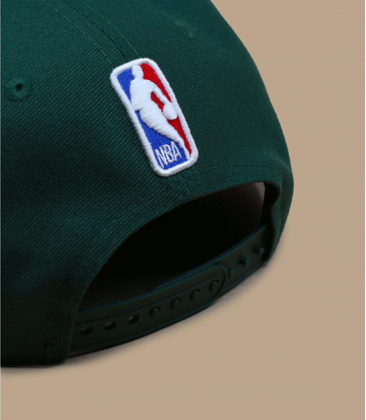 Detalles Snapback NBA Draft Bucks 950 imagen 4