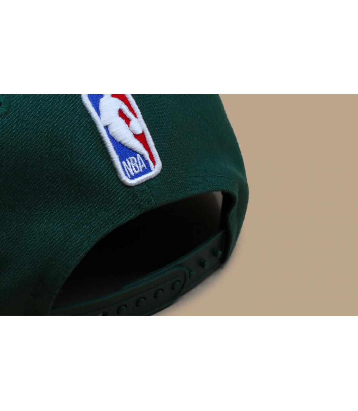 Detalles Snapback NBA Draft Bucks 950 imagen 5