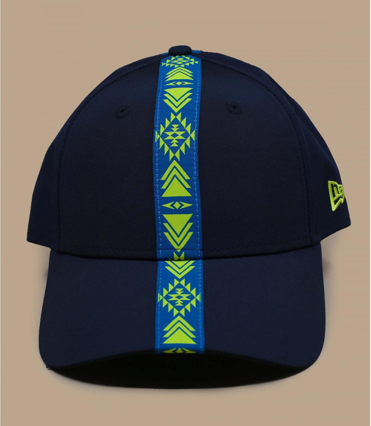 gorra New Era azul cinta