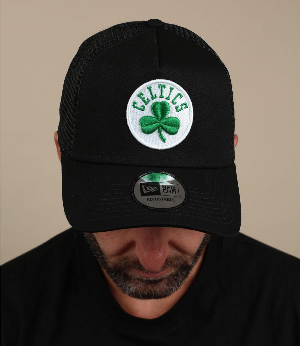 trucker negro Celtics