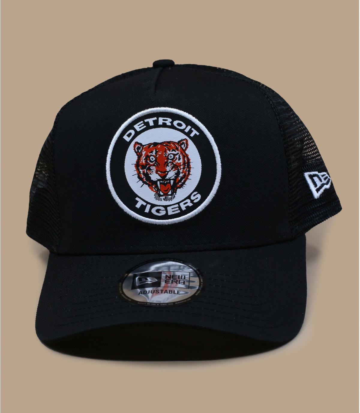 Trucker Detroit Tigers negro