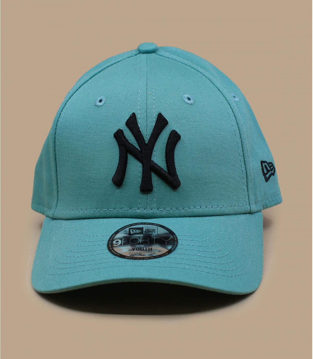 gorra niño verde NY