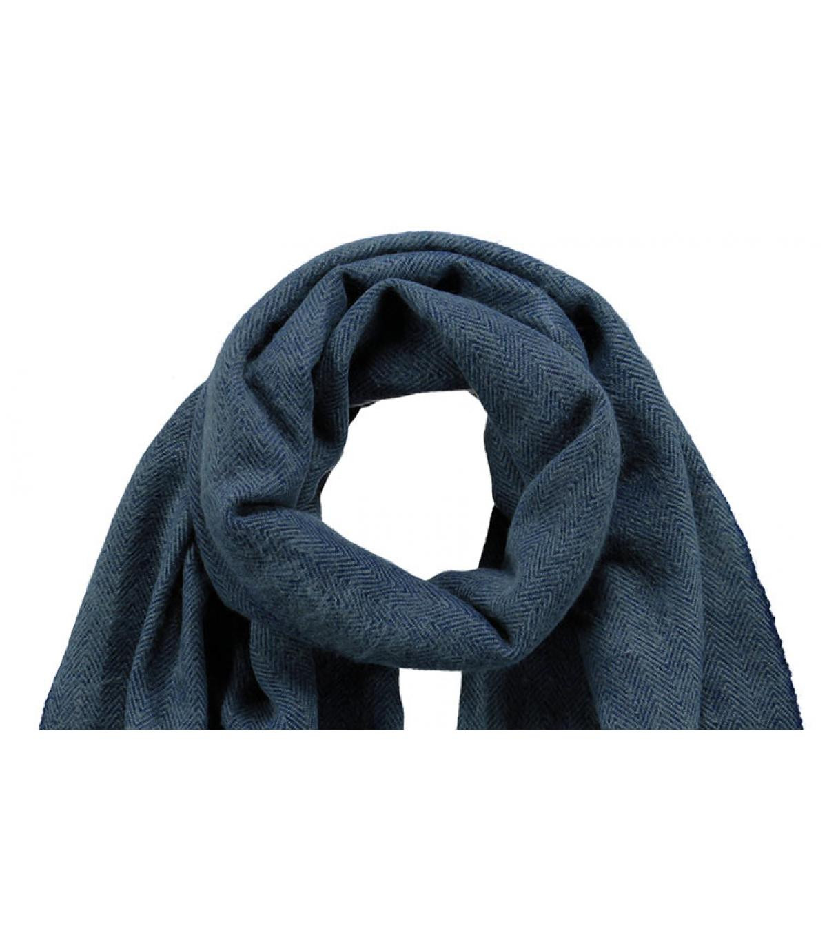 Detalles Soho scarf navy imagen 2