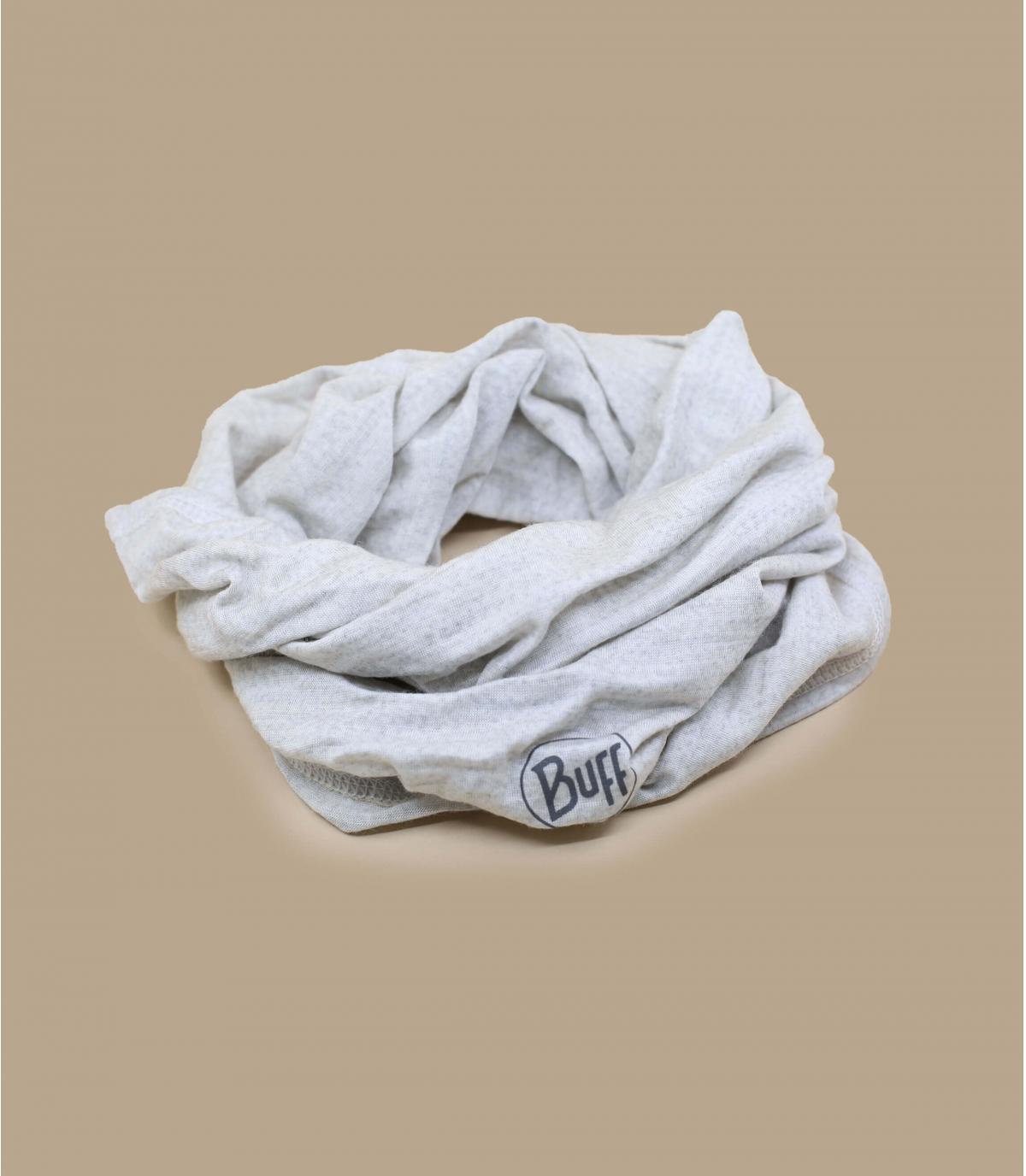 buff blanco lana merino